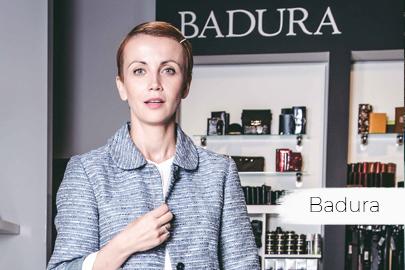 Katarzyna Zielińska ambasadorką Badura
