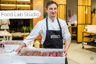 Grzegorz Łapanowski Food Lab Studio