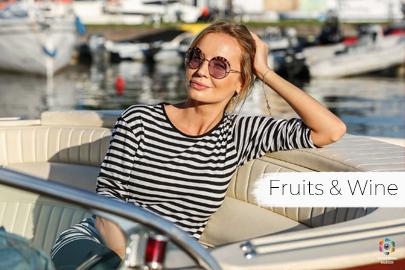 Agnieszka Woźniak Starak ambasadorką Fruits & Wine