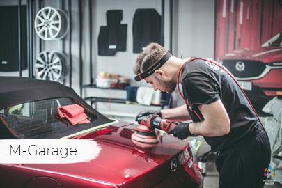 M-Garage studio detailingowe