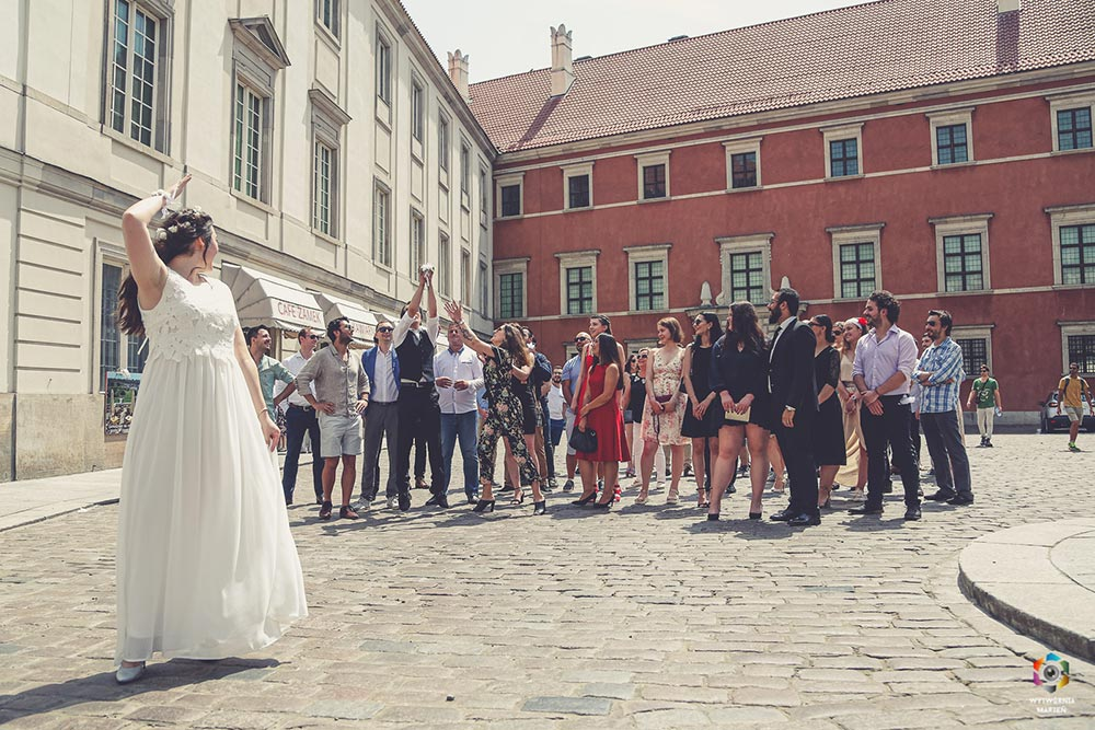 Ayşin i Łukasz fotografia ślubna Warszawa fot. Wytwórnia Marzeń